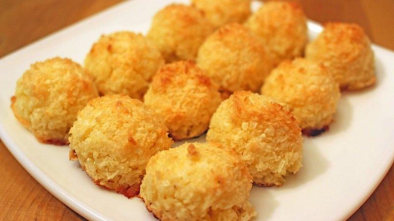 6 рецептов печенья за 15 минут. Даже на завтрак успеешь приготовить.